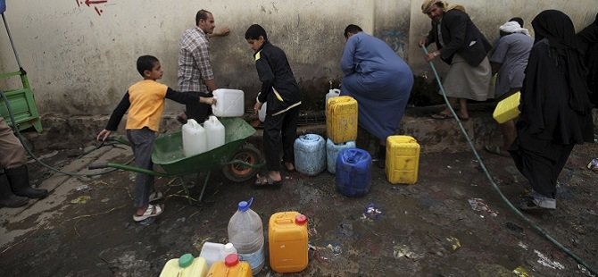 BM: Yemen'de İnsani Kriz Yaşanabilir