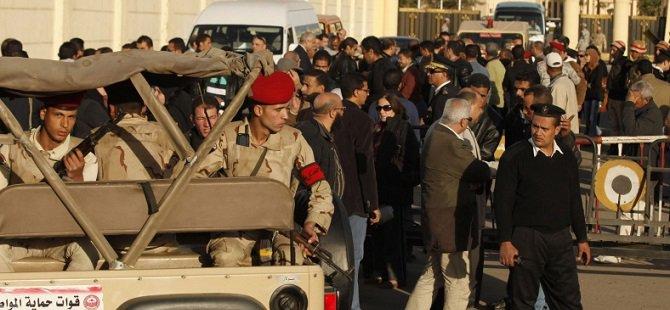 Mısır'da Füze Saldırısı: 11 Ölü