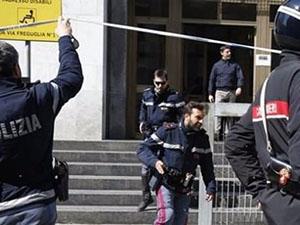 İtalyan Adliyesinde Bir Hakim ve Bir Avukat Öldürüldü
