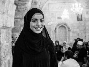 Aksa Nöbetçisi 12 Yaşındaki Enhar
