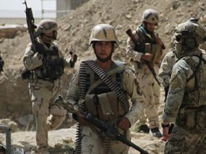 Afganistan'da Savcılık Binasına Saldırı