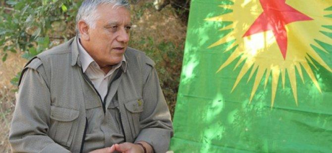PKK'lı Cemil Bayık: ABD Ortağımız