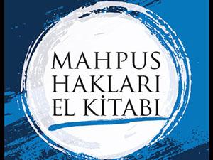 Türkiye'de Bir İlk: Mahpuslar İçin El Kitabı