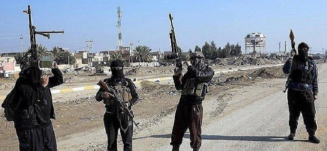 IŞİD Elbuferac Bölgesinde Kontrolü Ele Geçirdi