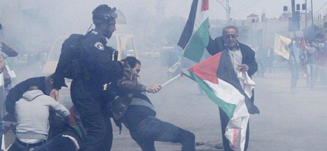 Siyonistler Cenaze Törenine Saldırdı: 1 Şehit