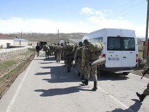 'Ağrı'da 5 PKKlı Öldürüldü'