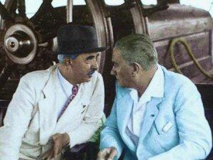 M.Kemal'in Günahlarını İnönü'ye Yükleme Gayretkeşliği