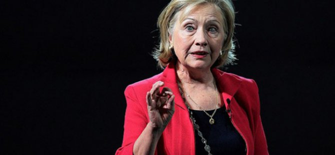 Hillary Clinton Başkanlığa Aday Oldu