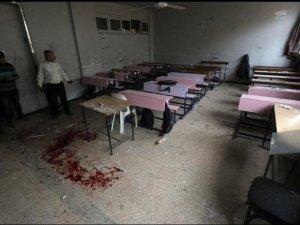 Zalim Esed'in Öğrenci Katliamları (FOTO)