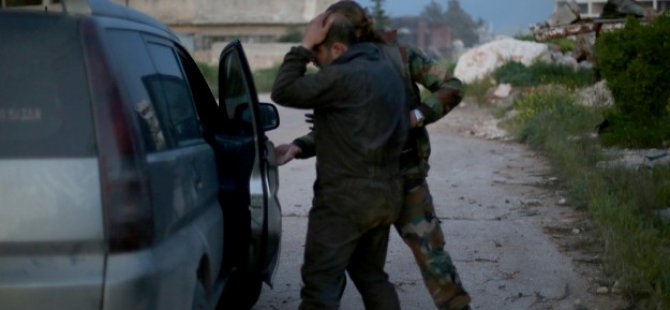 AA Kameramanı Suriye'de Yaralandı