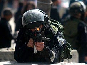 İşgal Güçleri Beytlahim'in Batısında Filistinli İki Genci Yaraladı