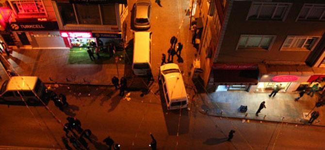 Kağıthane'de İslami Derneğe Silahlı Saldırı