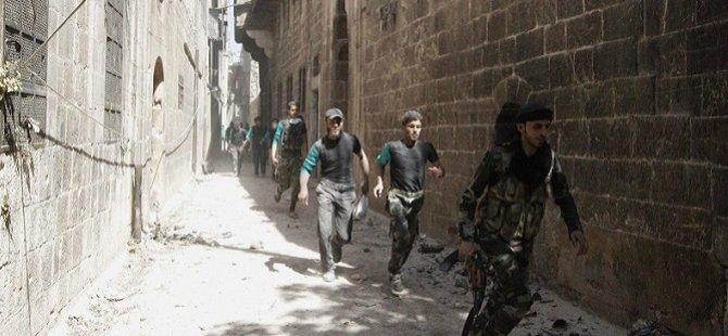 'Halep'in Düşmesi Esed'i Bitirir'
