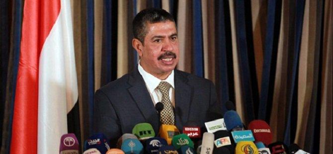 Husiler Yemen Başbakanı Bahhah'ın Evini Bastı