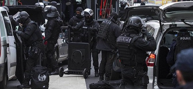 'Fransız İstihbaratına NSA Yetkisi'