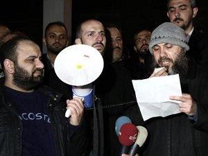 Gültepeliler Saldırıyı Protesto İçin Yürüdü (VİDEO)