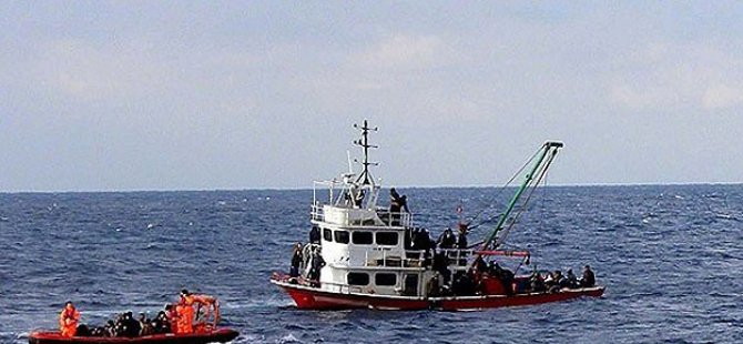 Akdeniz'de 400 Kişi Hala Kayıp