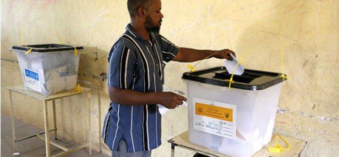 Sudan'da Oy Verme İşlemi Tamamlandı