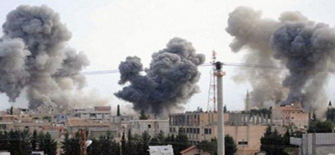 Hizbullah ve Esed Kusayr'ı İşte Böyle Yıktı! (Video)