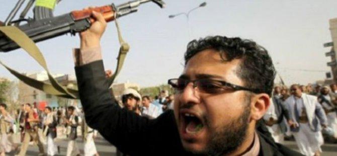El Kaide Yemen'de Havalimanı Ele Geçirdi