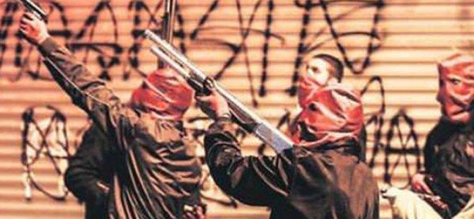Bir Sol Yöntemi: Şiddet