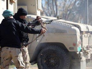 Bağdat'ta Askeri Araçlara Saldırı