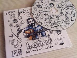 """Mehmet Ali Aslan'ın """"Bahar"""" Albümü Çıktı!"""