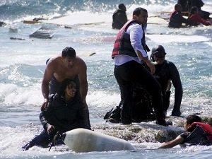 """""""Akdeniz'deki Göçmen Faciasında Avrupa Suçlu"""""""