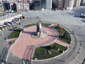 Taksim'de 1 Mayıs Kutlamasına İzin Yok