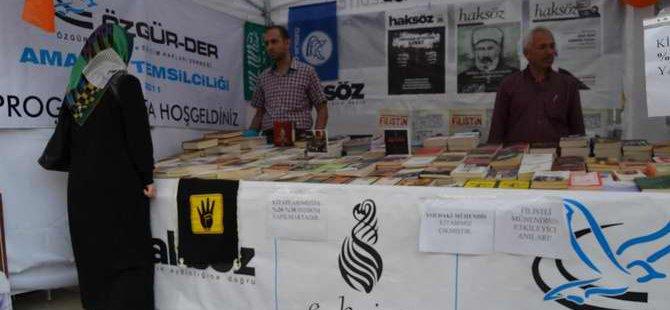 Amasya 3. Kitap ve Kültür Fuarı Sona Erdi