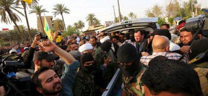 Duri'nin Cenazesi Yetkililere Teslim Edildi