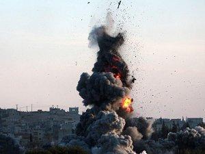 ABD Uçakları IŞİD Mevzilerini Bombaladı