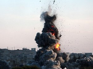 IŞİD'e 8 Ayda 3200 Hava Saldırısı
