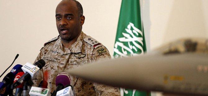 Suudi Arabistan'ın Yemen'e Hava Hareketi Sona Erdi