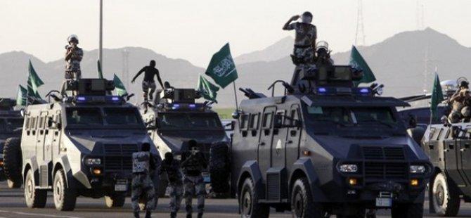 Suudilerin Özel Birliği Yemen'de Görev Yapacak