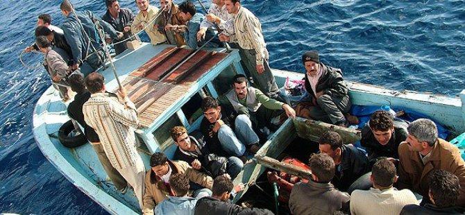 'Akdeniz Bu Yıl Bin 750'den Fazla Göçmene Mezar Oldu'