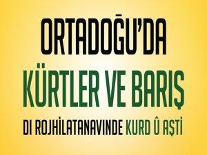 """İHH'dan """"Ortadoğu'da Kürtler ve Barış"""" Sempozyumu"""