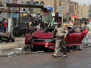 Bağdat'ta Bombalı Saldırı: 6 Ölü 25 Yaralı