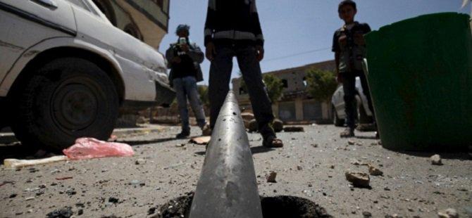 Suudi Arabistan Husileri Tekrar Vurdu