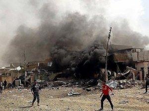 Irak'ta Canlı Bomba Saldırısı: 8 Ölü, 15 Yaralı