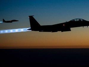 TSK Jetleri PKK Kamplarını Bombaladı