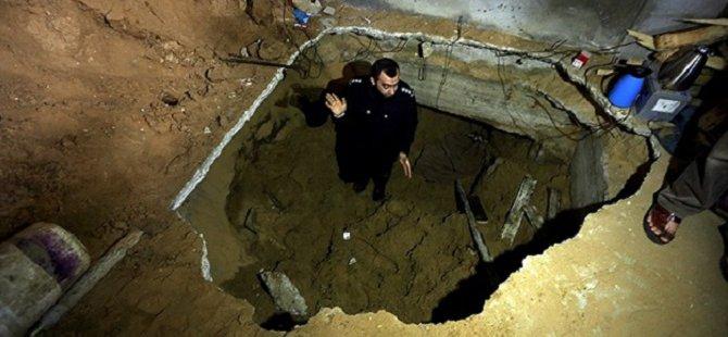 """Gazzeliler """"Bomba"""" Üstünde Yaşıyorlar"""