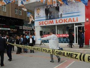 AKP Batman Seçim Bürosuna Saldırı: 1 Ölü