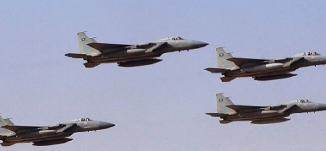 Yemen'de Husilere Yeni Hava Saldırısı