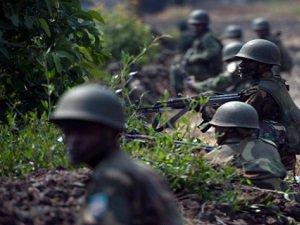 Ruandalı Askerler Baskın Düzenledi