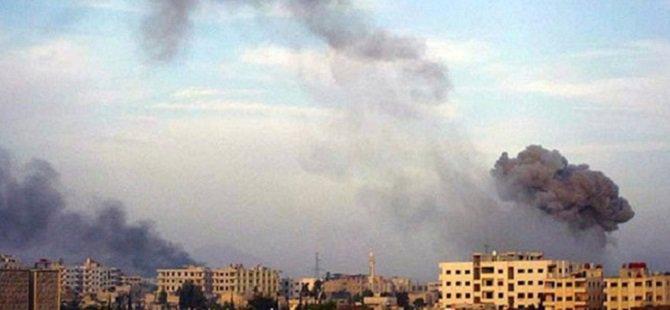 Koalisyon Uçakları Polis Okulunu Vurdu