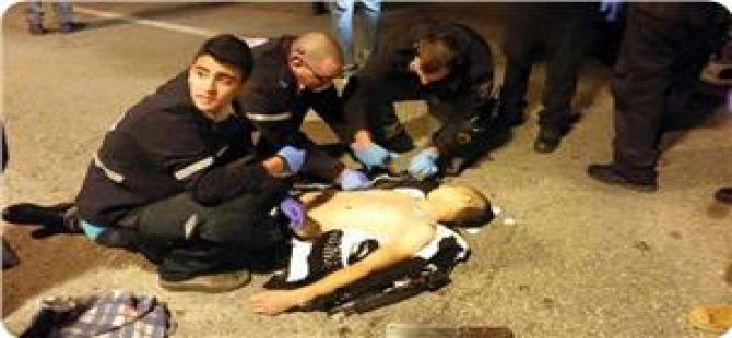 Kudüs'te Filistinli Bir Genç Şehit Edildi