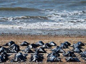 Akdeniz'de Batan Göçmen Teknesinin Yeri Tespit Edildi