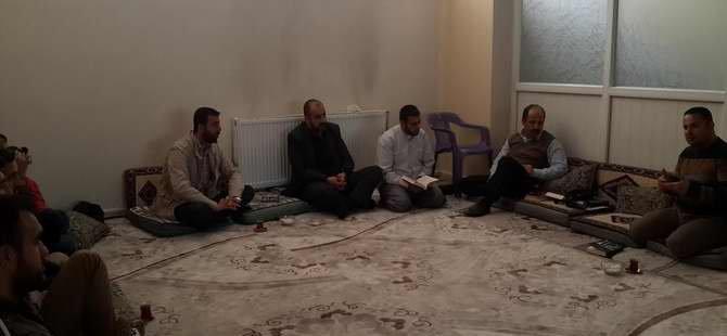 Muş Özgür-Der'de Hizbu't-Tahrir Hareketi Değerlendirildi