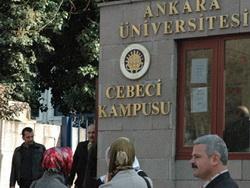 Ankara Üniversitesi: Başörtüsü Artık Serbest